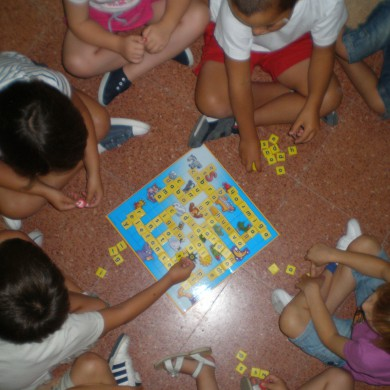 Actividades grupales en colegios para aprender jugando